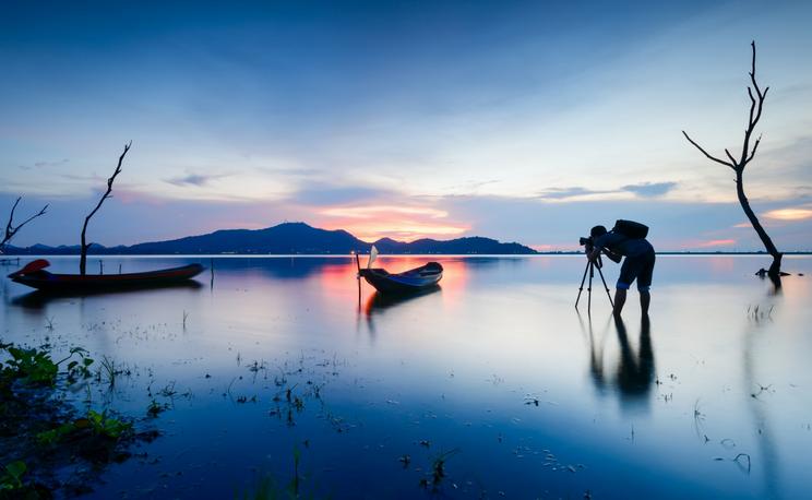 5 Tips Untuk Membantu Anda Meningkatkan Keterampilan Fotografi Pemandangan Anda