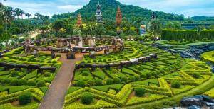Tanah Pariwisata Thailand