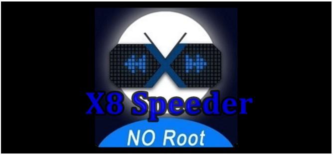 Mempercepat Permainan Game Tanpa Rooting dengan X8 Speeder